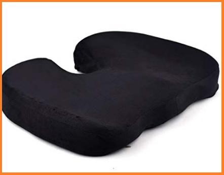 Cuscino per auto rialzo comfort
