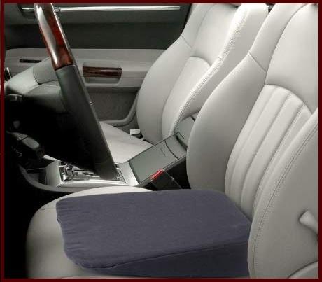 Cuscino per auto sedile supporto