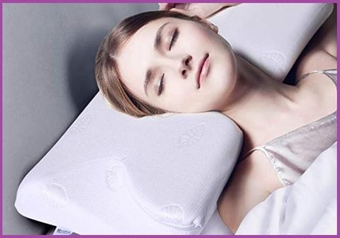Cuscino Supporto Cervicale Ergonomico