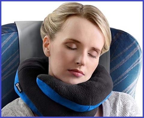 Cuscino Supporto Collo Viaggio Supporto