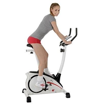 Cyclette Con Ergometro E Freno Magnetico