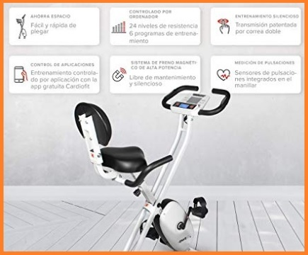 Cyclette Casa Pieghevole Sport