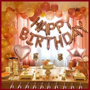 Decorazioni Compleanno Palloncini