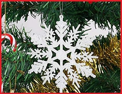 Decorazioni Bianche Per Albero Di Natale