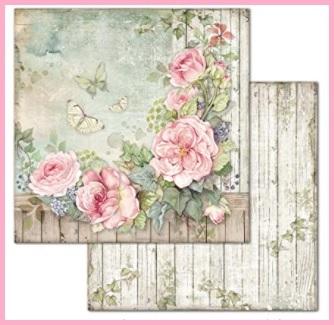 Decoupage carta decorativa vintage