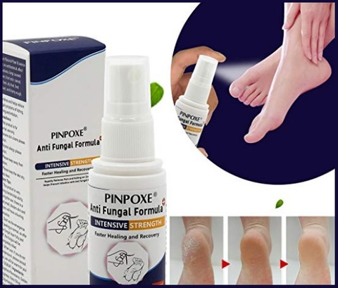 Deodorante Piedi Spray Antiodore