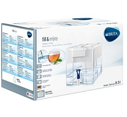 Sistema Optimax Acqua Filtrata