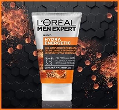 Detergente gel viso loreal