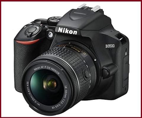 Reflex Nikon D3500
