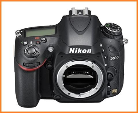 Nikon D610 Reflex Nera