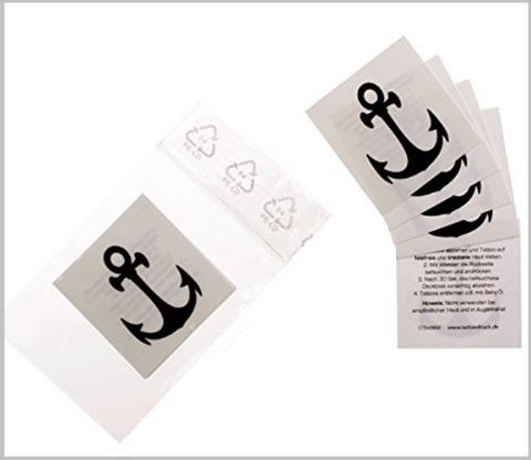 Disegni Tattoo Ancora Da Marinaio Semplice