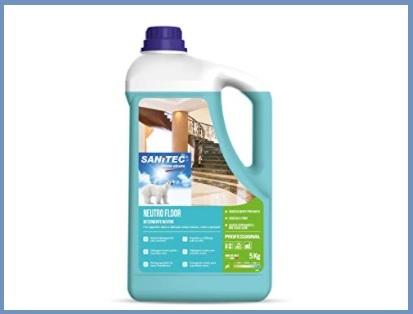 Disinfettante igienizzante pavimenti