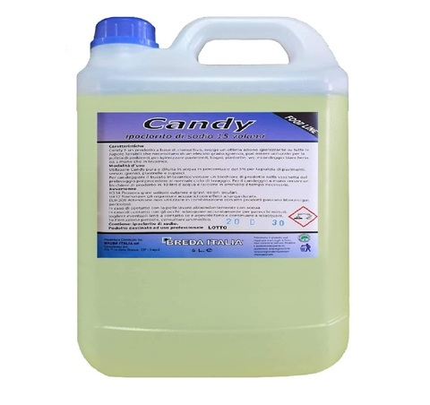 Disinfettante ipoclorito candy