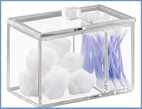 Dispenser cotton fioc e dischetti