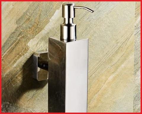 Dispenser Doccia Acciaio Inox