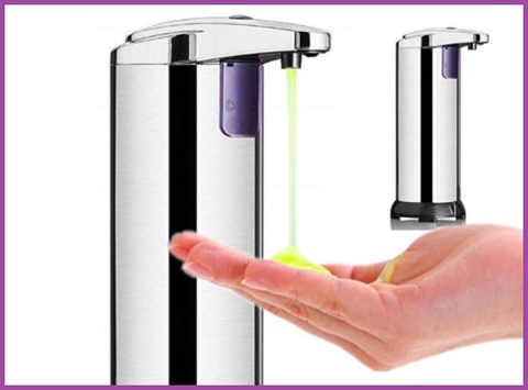Dispenser a infrarossi gel