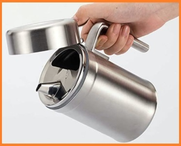Dispenser olio acciaio