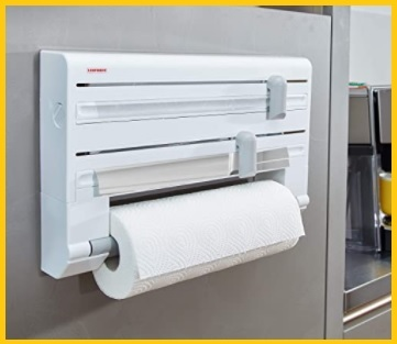 Dispenser pellicola e alluminio