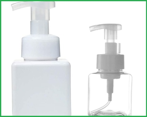 Dispenser portatile disinfettante mani
