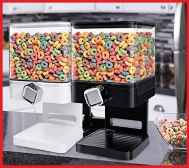 Dispenser Cereali Nero