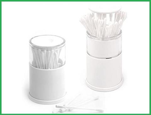 Dispenser cotton fioc abs
