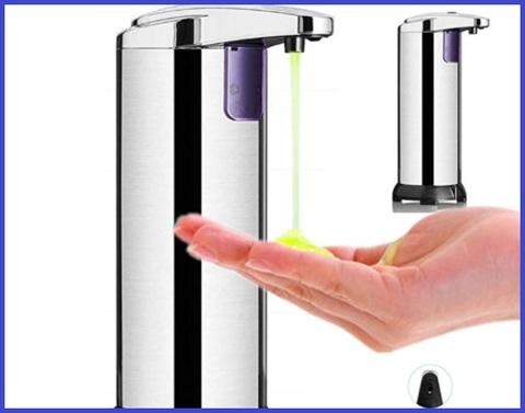 Dispenser gel liquido automatico