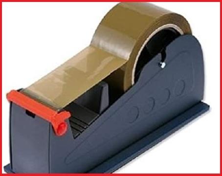 Dispenser nastro adesivo pacchi