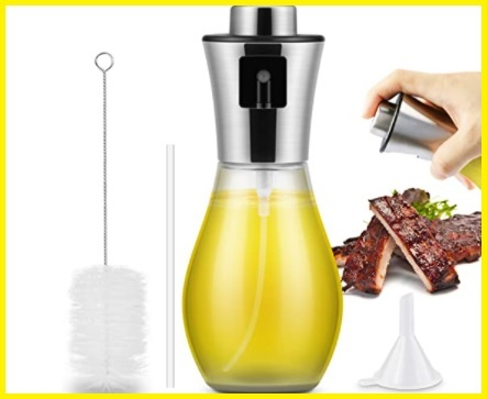 Dispenser per olio nebulizzatore