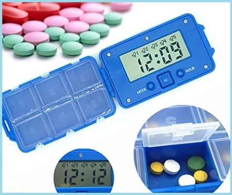 Dispenser automatico pillole