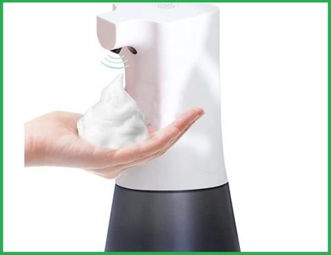 Dispenser automatico sapone bagno