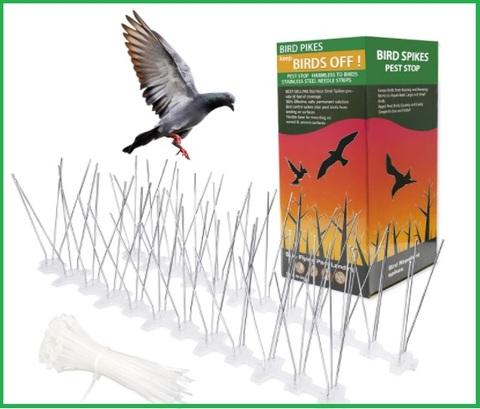 Dissuasori Per Uccelli Balcone