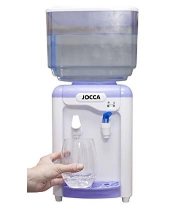 Distributore Dell'acqua Con Serbatoio Raccogli Gocce