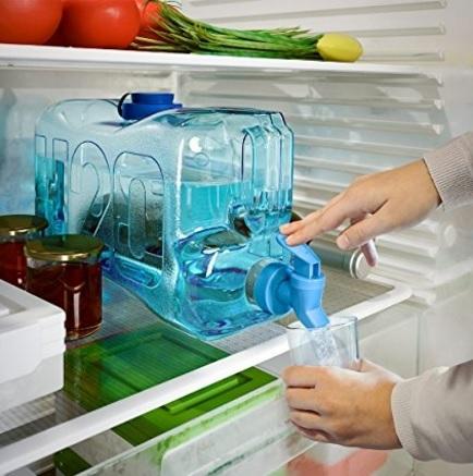 Distributore Di Acqua In Plastica Per Il Frigo