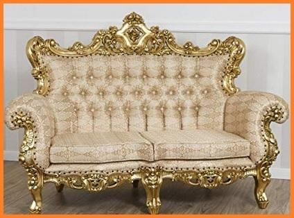 Divano Barocco Oro