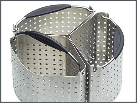 Divisori per casseruola acciaio