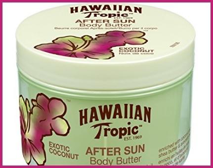 Doposole hawaiian tropic al cocco