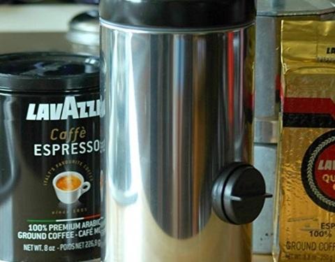 Dosatore di caffè acciaio