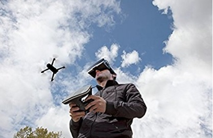 Drone bebop 2 fpv leggero