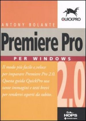 Premiere pro 2.0 per windows