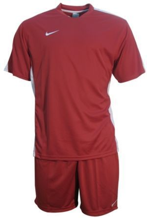 Nike - legend rosso / bianco mc