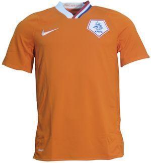 Nike - olanda maglia ufficiale 2008