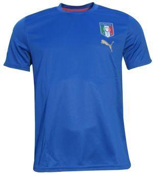 Puma- italia maglia allenamento 2008 junior