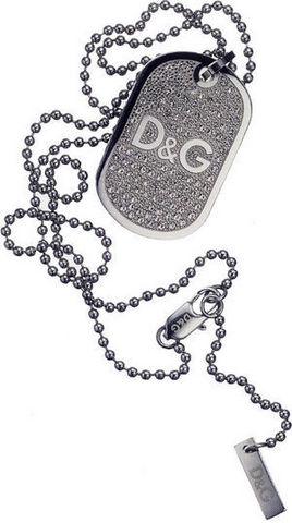 D&g proud collana donna