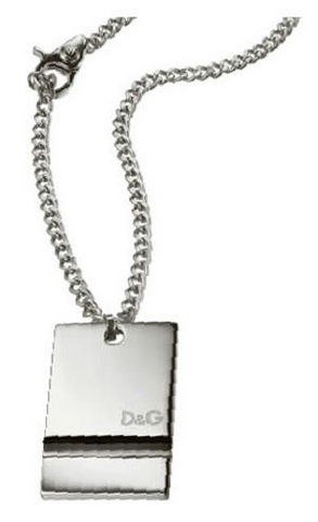 D&g jewels lines catena