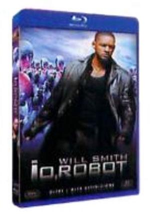 Io, robot - will smith - blu-ray