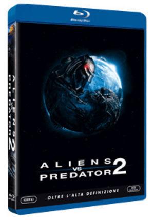 Alien vs predator 2 blu-ray