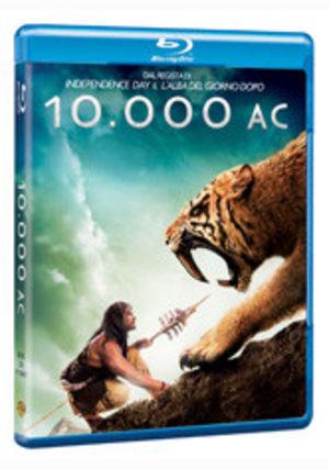10.000 a.c. blu-ray ricco di effetti speciali