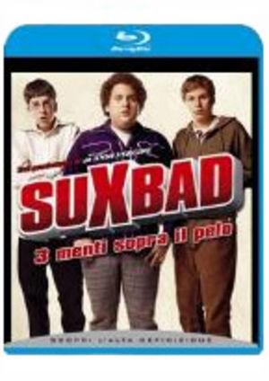 Suxbad - 3 menti sopra il pelo blu-ray