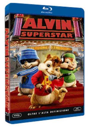 Alvin superstar blu ray