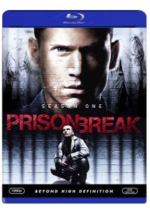 Prison break stagione 1 blu-ray